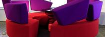 Kinetic Sofa