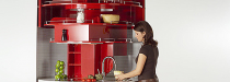 Rotating Kitchen