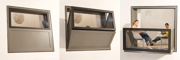 Bloomframe – ein balkon zum ausklappen Â« kineticarchitecture.net